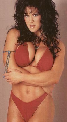 Chyna... The 9th Wonder of the World. Ironman Magazine