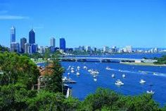 Perth, Australia I never tire of this view of Perth from King's Park Perth Western Australia, Australia Travel, Australia Occidental, Places Around The World, Around The Worlds, Places To See, Places Ive Been, Melbourne, Kings Park