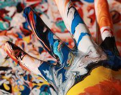 Starting to see the idea. #newart #newartforms #handpainting #handpaintings #fingerpainting #fingerpaintingtoawholenewlevel #handpaintingseries #jennacitrus #abstract #color #bright #happy #intense #rainbow #love #happy #vibrant #newidea #newartist #artist #painter #fineart #fineartist #photographer