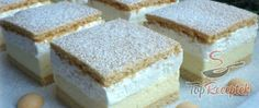 New Easy Cake : Simple recipe for cheese sticks Cheese Sticks Recipe, Flan Cake, Cake Recipes, Dessert Recipes, Waffle Cake, Traditional Cakes, Hungarian Recipes, Homemade Cakes, Recipes