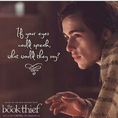 Just finally saw the movie based on my favorite (modern) book. Beautiful! The Book Thief by Markus Zusak