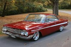 Sweet '61 Impala...