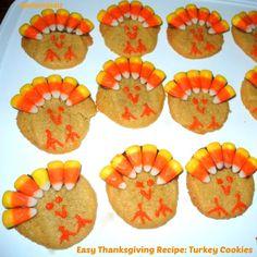 turkey cookies2