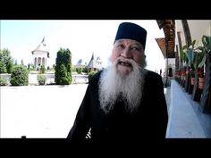 Schimonahul Serafim Bozariu - In Memoriam Jesus Resurrection, Youtube, Youtubers, Youtube Movies