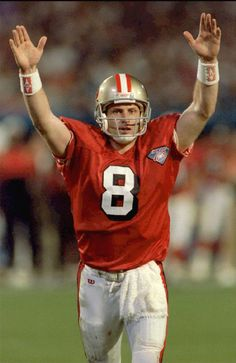 da392fbbd Three-time Super Bowl champion Quarterback Steve Young of the San Francisco  is also a lawyer and current ESPN analyst. Young has donated to the  Republican ...