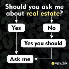 Ask FRED about real estate! #BendOregon #RealEstate #Humor [Fred Real Estate Group]