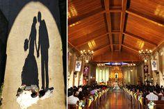 The romantic quaintness of San Antonio de Padua Church - Weddings in the Philippines Tagaytay Wedding, Church Weddings, Shots Ideas, Philippines, Wedding Venues, Wedding Photography, Romantic, Archie, Kai