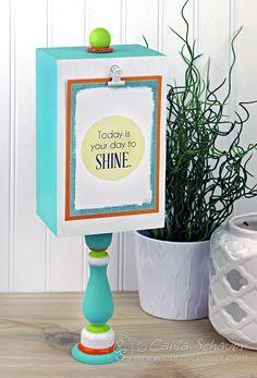 DIY Printable Display Stand