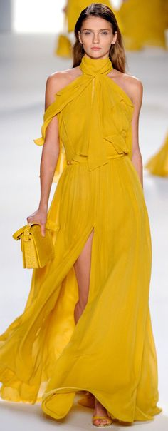 Elie Saab Spring 2012 Ready To Wear Collection