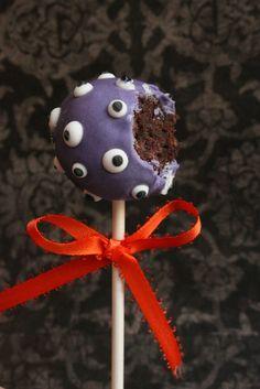 monster cake pop