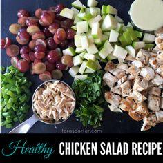 Amazing 21 Day Fix Chicken Salad Recipe