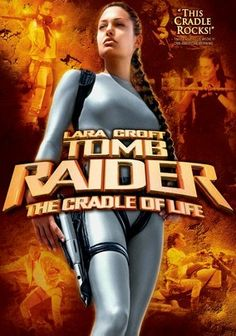 Tomb Raider: The Cradle of Life (2003) In director Jan de Bont's adventure sequel, thrill-seeking archaeologist Lara Croft (Angelina Jolie) journeys to an underwater temple, where she finds a sphere that contains a map pointing to the mythical Pandora's box. But the orb is promptly stolen by Chen Lo (Simon Yam), the leader of a Chinese crime syndicate with ties to a maniac who wants to use the box as a doomsday weapon. Can Croft prevent them from destroying the world?