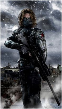 Winter Soldier / Art