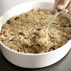 Gluten Free Apple Crumble | Gluten Free on a Shoestring