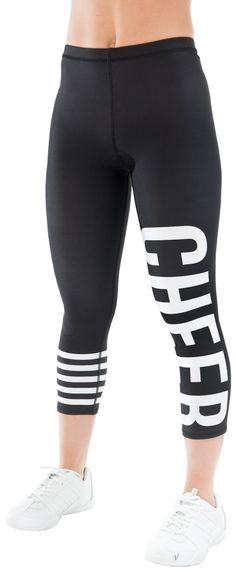 *New* Sporty Stripe Leggings