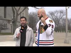 Shootin' the Puck Around Chicago spot, featuring Kyle Long at Soldier Field.