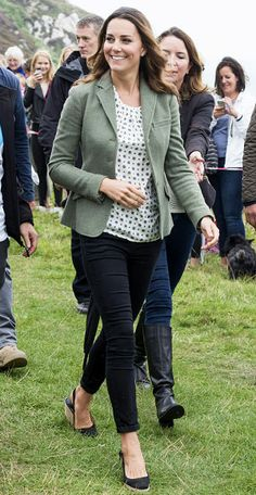 Kate Middleton's Most Memorable Outfits Ever!  If I ever had  a style icon it would be her!