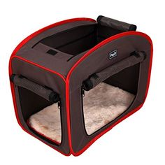 Petsfit 27x18x22 Portable Pop Open Cat KennelCat CageDog KennelCat Play CubeLightweight Pet Kennel -- Want additional info? Click on the image-affiliate link.
