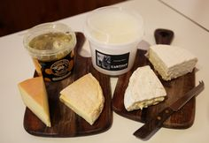 L'Artisan Cheese. Classic french cheeses made just south of Timboon.