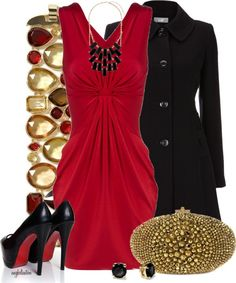 """""""Black Tie Benefit Contest #2"""" by angkclaxton on Polyvore"""