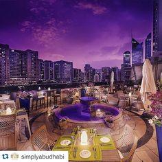 #Repost @simplyabudhabi  What a fantastic view  Dinner at the Stunning Sevillo's Terrace at the Millenium Corniche Hotel  in our @amazingabudhabi its #simplythebest quite @simplyabudhabi #simplyabudhabi #myabudhabi #inabudhabi #abudhabi #abu_dhabi #loveabudhabi #abudhabihotels @abudhabihotels #millenniumcorniche #millenniumhotel #sevilosterrace #sevilloterrace #amazingabudhabi #luxury #luxurylifestyle #luxuryatyourfingertips #sheikh #alnahyan @mbzphotos @hhtbz @sheikhmansour @hhmansoor…