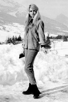 Brigitte Bardot Style & Fashion Icon (Vogue.com UK)