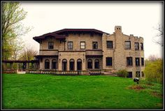 Fairlane Estate the home of Henry Ford in Dearborn, Michigan  #puremichigan