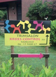 Trimsalon Kroes Control.