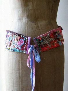gypsy belt by iriempress