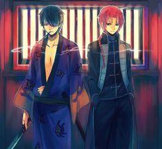 Gin Tama, Kamui, Takasugi Shinsuke