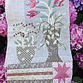 Bouquet floral de yoko saïto ,étape 7
