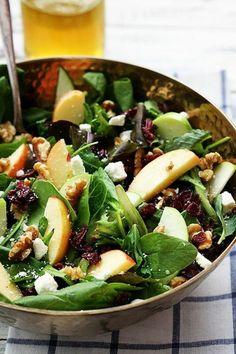 Prueba algunas de las recetas de ensaladas de verano hoy, prepara la ensalada perfecta para los días veraniegos y disfruta la alimentación natural