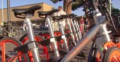 The success of bike sharing in Florence