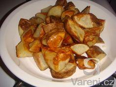 Velice jednoduchá příprava amerických brambor v troubě. Recept zvládne opravdu každý.