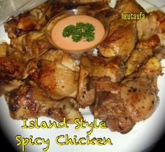 Island Style Spicy Chicken - TONGA