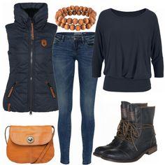 Freizeit Outfits: BlauesWunder bei FrauenOutfits.de