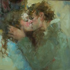 Painting by Kim Roberti Renaissance Paintings, Renaissance Art, Art Sketches, Art Drawings, Art Ancien, Arte Sketchbook, Art Hoe, Classical Art, Old Art