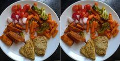 Fitness kuracie prsia so zeleninou - Receptik.sk Fun Cooking, Tacos, Mexican, Meat, Chicken, Ethnic Recipes, Food, Essen, Meals