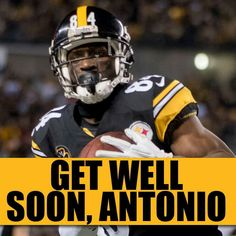 NO OTHER WORDS NEEDED MVP 2017 STEELERS AB