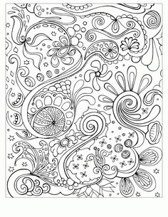 ABSTRACT colouring pages - FREE download from BEST COLORING PAGES FOR KIDS. Here is a collection of some attractive unique abstract colouring sheets. The collection includes detailed and complex pages for teenagers and adults as well as simpler patterns suitable for children.
