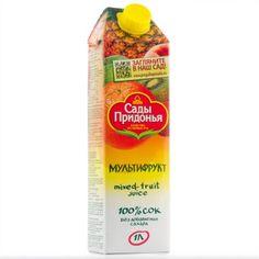"сок ""Сады Придонья"" (Мультифрукт) Цена: 100 руб.  http://halar.ru/napitki/sady-pridonya-multifrukt/"