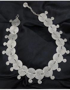 ORIGINAL necklace tribal fusion freepeople gypsy bellydance boho head hair tika