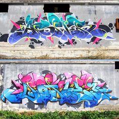 Dope pieces by @shuen_stbcrew in Greece - http://ift.tt/1KYrD6H  #globalstreetart by globalstreetart