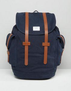 Sandqvist   Sandqvist Vidar Backpack In Blue