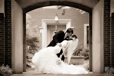 kiss in doorway... this will be so perfect in the stable doorway where i'm getting married <3