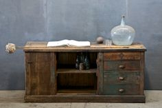 reclaimed furniture from Factory 20 in Virginia