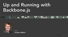 Lynda - Up and Running with Backbone.js http://tutdownload.com/all-tutorials/web/lynda-up-and-running-with-backbone-js/