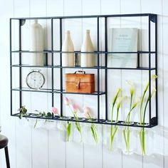 @composed_living This chic wall display from @potterybarn got me like  Perfect place for those trinkets  #clutterbye . . . .  #organizedlife #organizedbe #professionalorganizer #potterybarn #walldisplay #homedecor #decor #homedesign #love #instagood #makeithappen  #productivity #organized #potd #neat #clean #sparkjoy #declutter #simple #lessismore  #instagood #wednesdays
