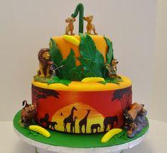 Divertida torta para celebración de cumpleaños infantil. #tarta #cumpleaños