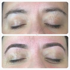 Had Brows by MASTER Stylist Emma Willcock.
